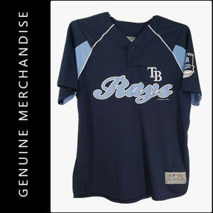 Genuine Merchandise Men Tampa Bay Rays # 3 Jersey